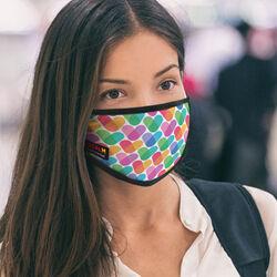Custom Printed Face masks