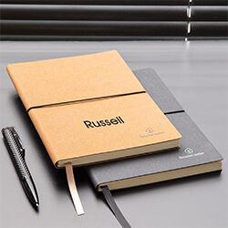 Individually Personalised Notebooks