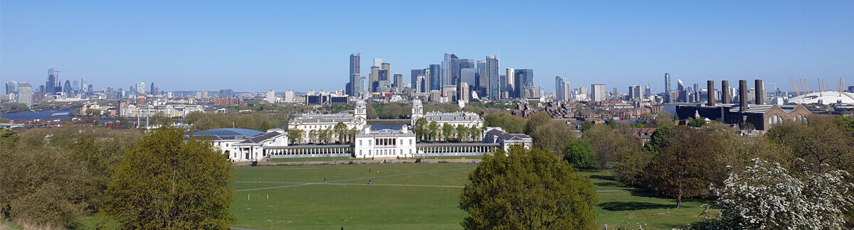 Navillus View From Greenwich Park