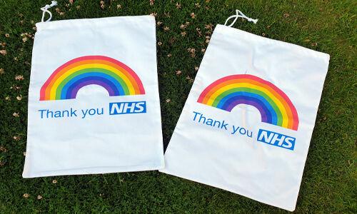 UK Made Scrubs Bags