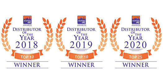 Sourcing City Navillus Distributor Awards 2018-2020