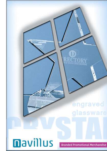 Glass Brochure