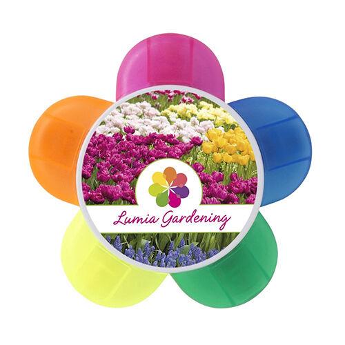 Flower Highlighter Promotional Pens
