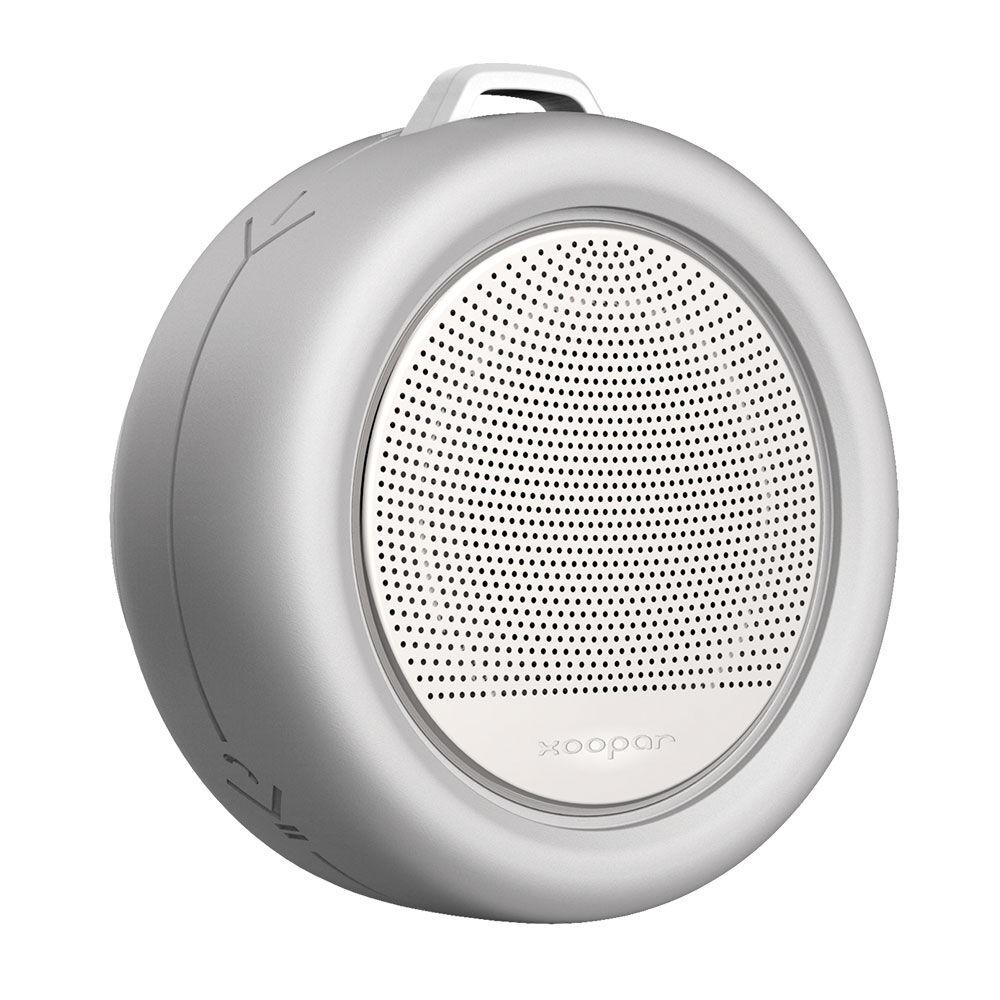 Splash Bluetooth Speaker in silver