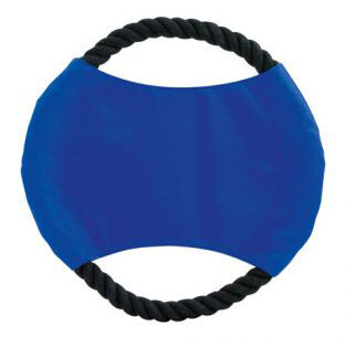 Logo Printed Dog Frisbee - Blue