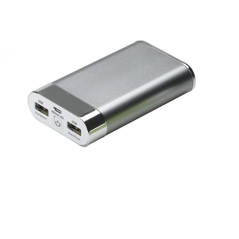 Powerbank with Double USB 8000 mAh