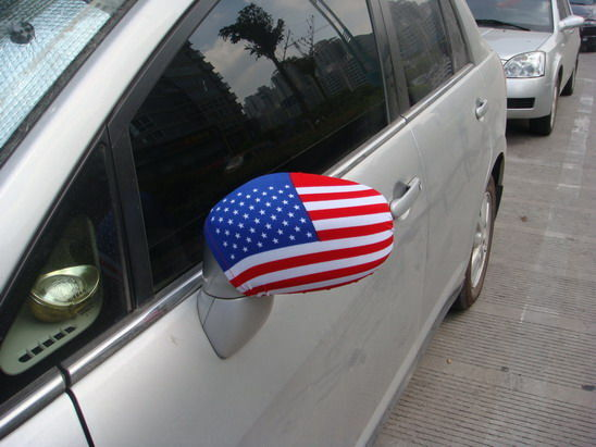 Branded Car Wing Mirror Covers