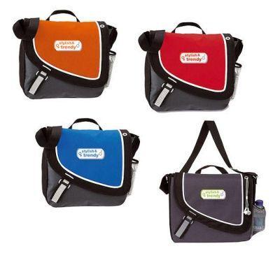 Curve Messenger Bag