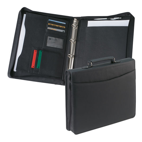 Conference 4 Ring Binder Case