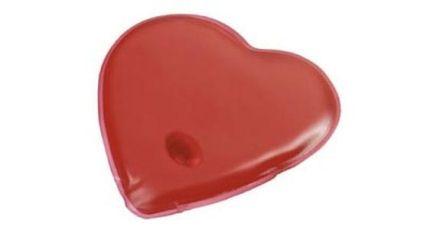 Heart Shaped Heat Packs
