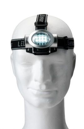 Head Band with Torch