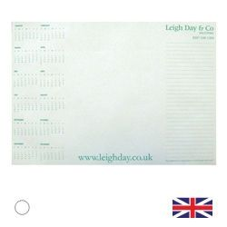 Recycled Paper Desktop Pads for Promotional Printing