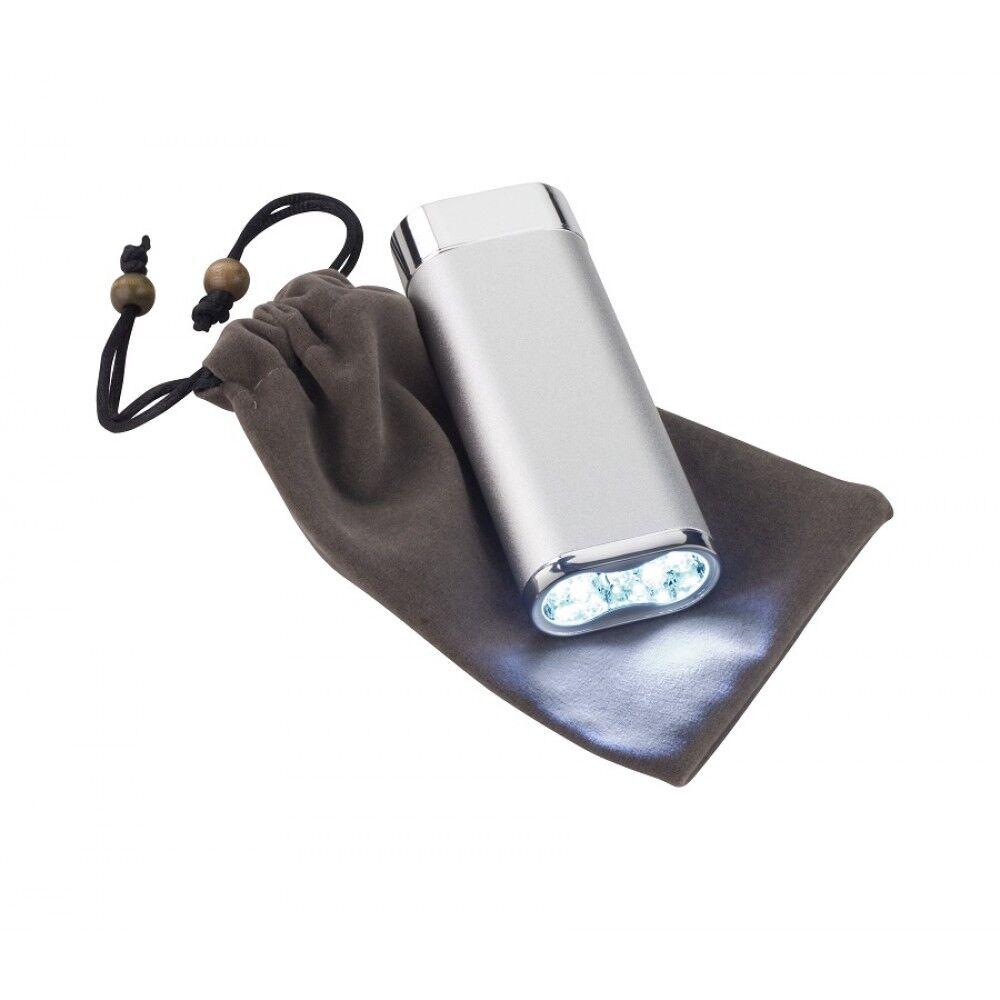 Power Bank Charger & LED Torch 5200 mAh