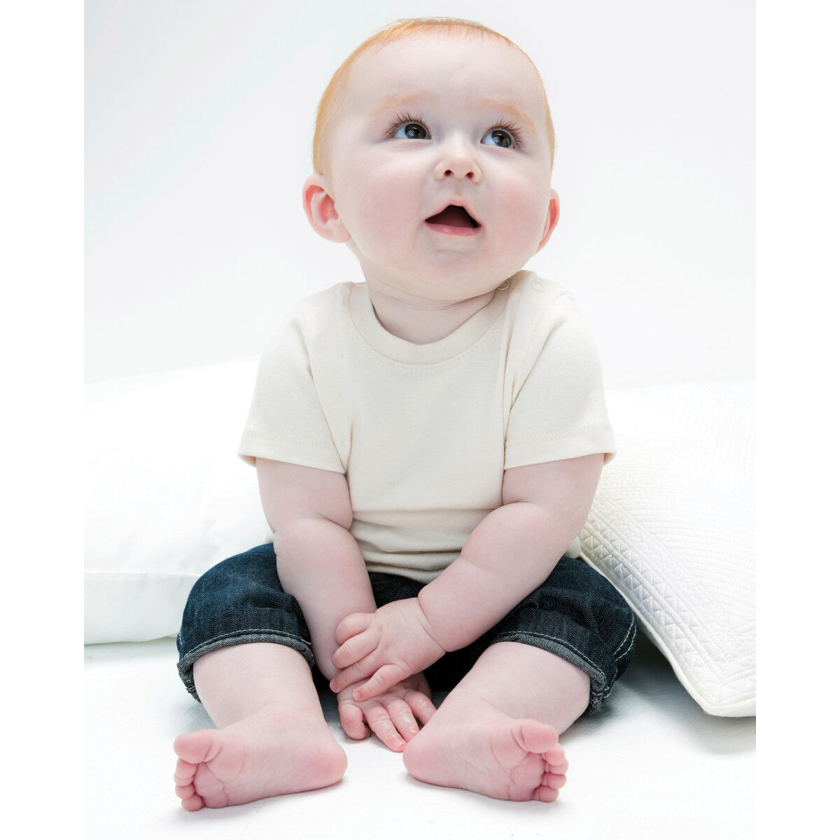 Organic Cotton Baby T-shirts for Printing