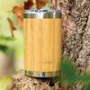 Bamboo Coffee Tumbler
