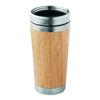 Bamboo Thermal Travel Mugs