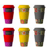 Bamboo Takeaway Cup with Full Colour Wrap Print