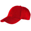 Baseball Caps Heavy Brushed Cotton