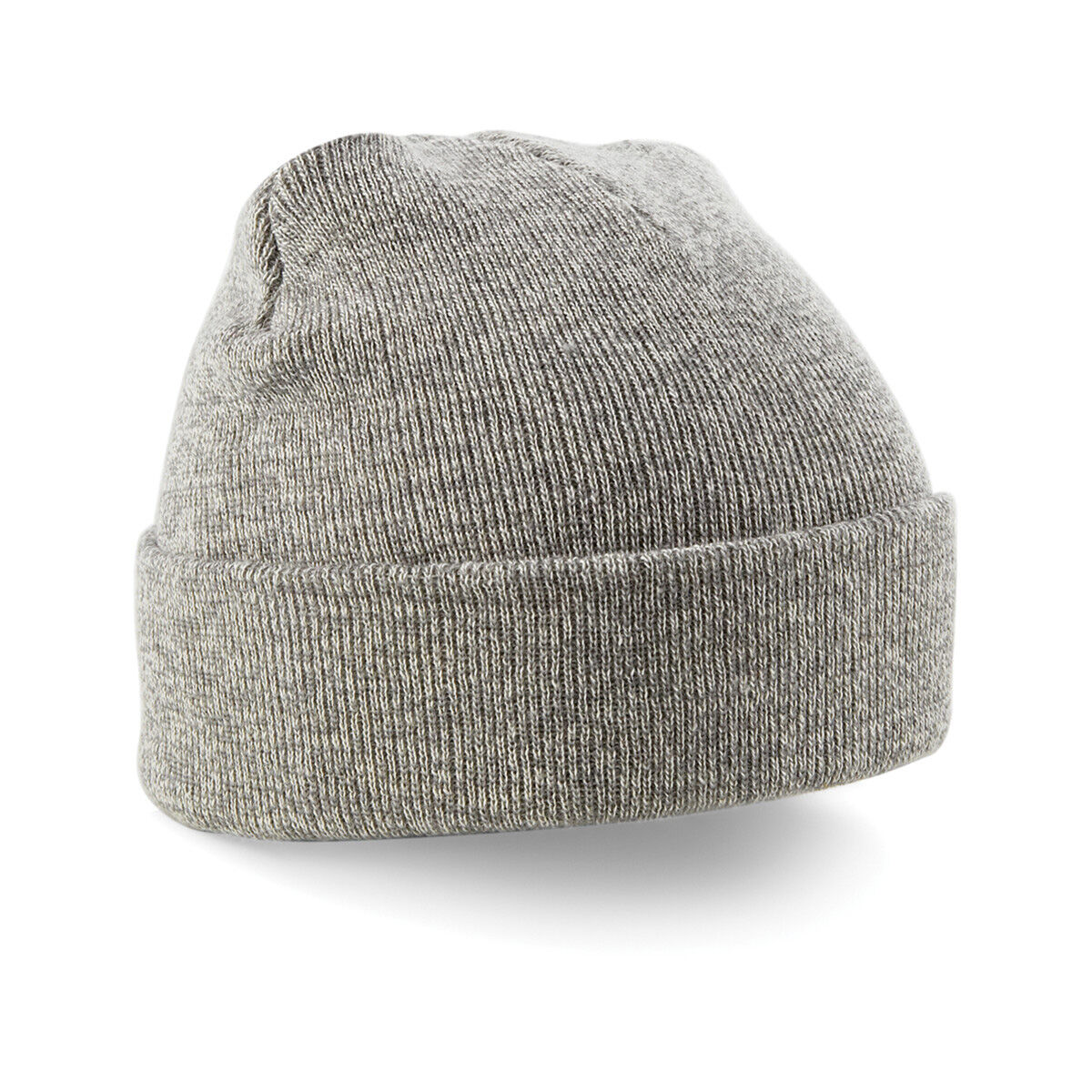 Beanie Hats with Turn Up Cuff