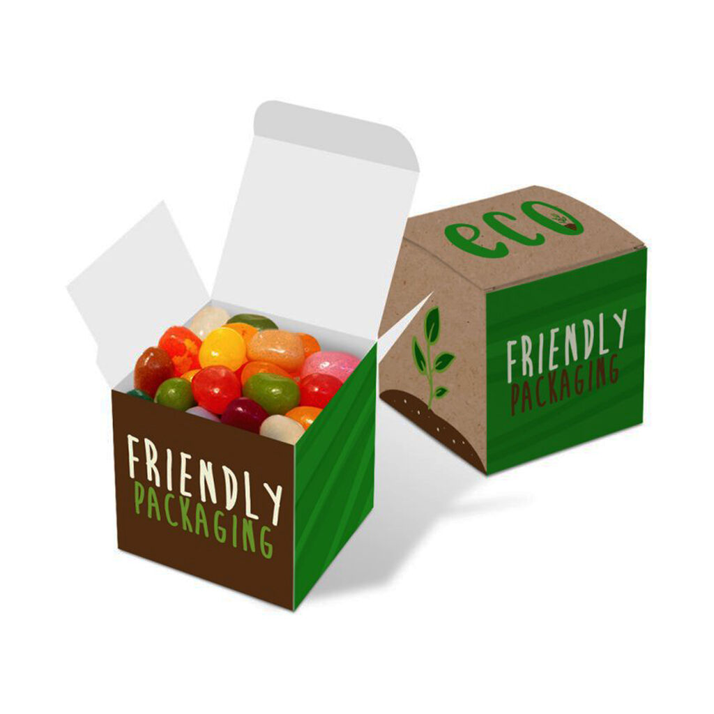 Biodegradable Sweets Box
