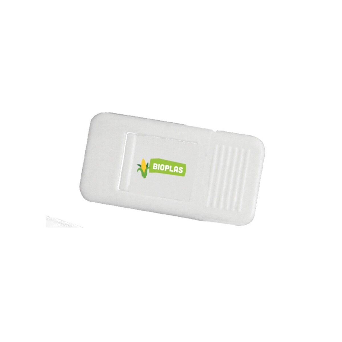Biodegradable Webcam Cover in White Colour