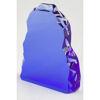 Blue Crystal Iceberg Awards Engraved