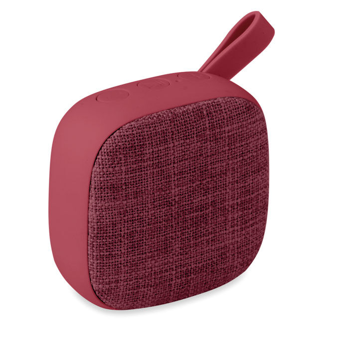 Fabric Covered Bluetooth Speaker