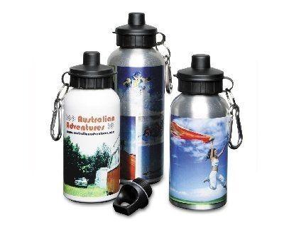 Branded Aluminium Sports Bottles