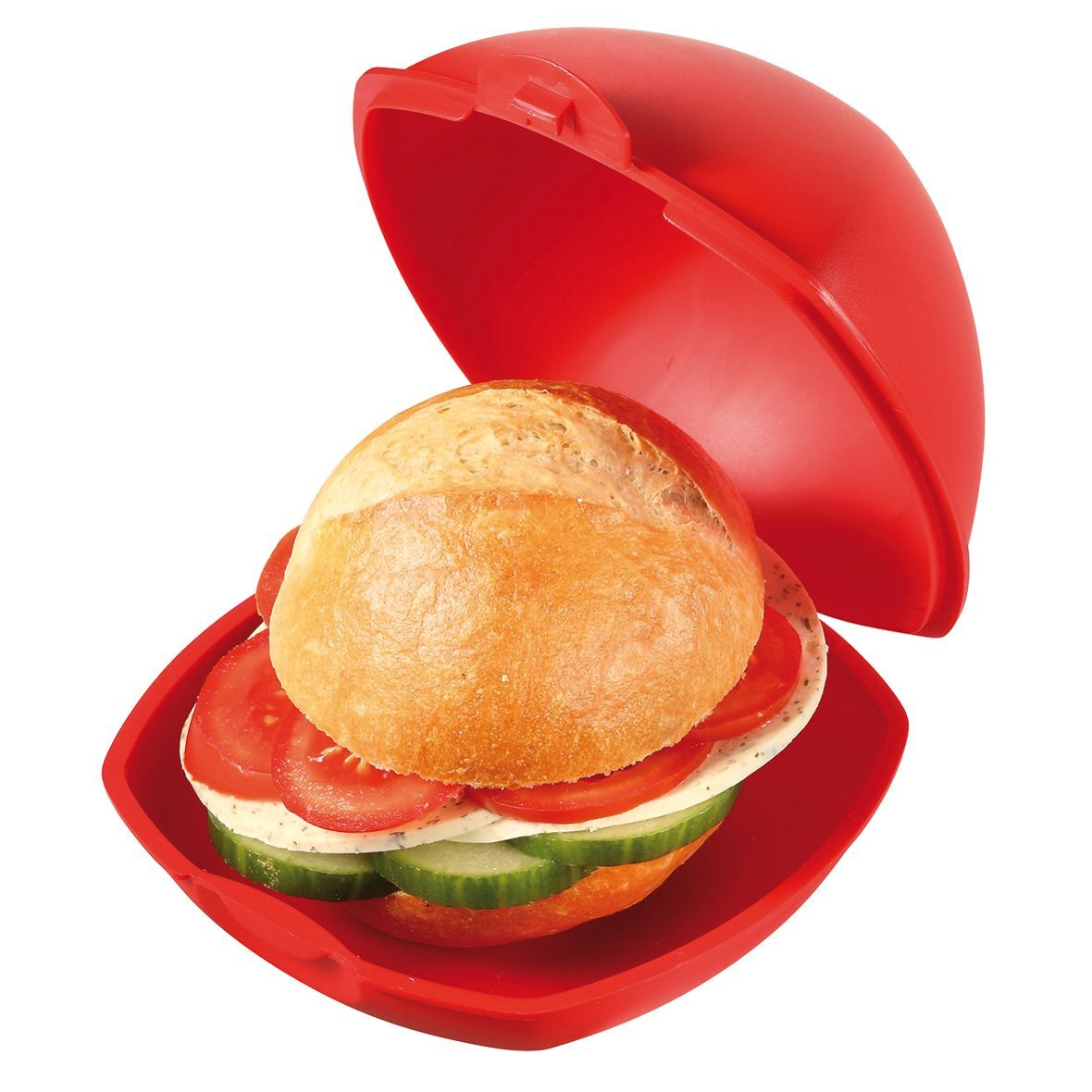 Lunch Box for Bread Rolls