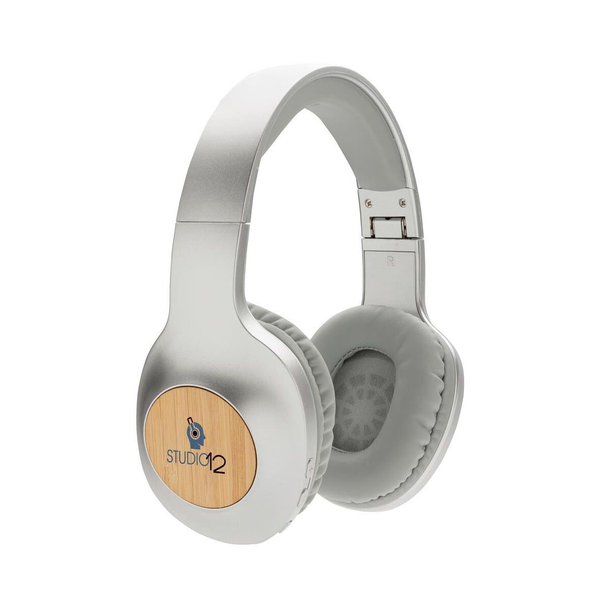 California Bamboo Wireless Headphones