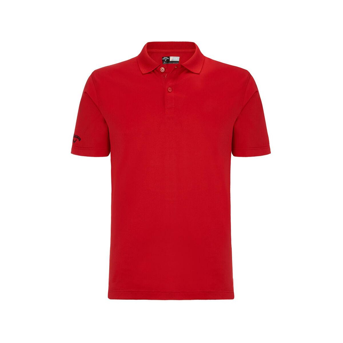 Callaway Classic Polo (Men's Tango Red)