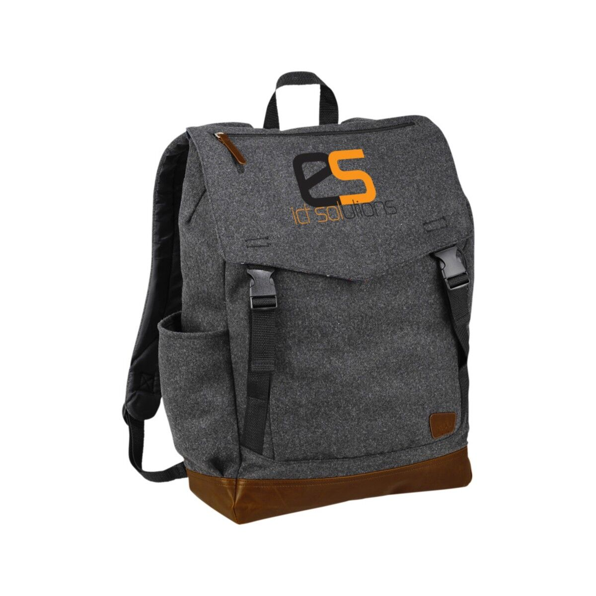 Retro Laptop Backpack