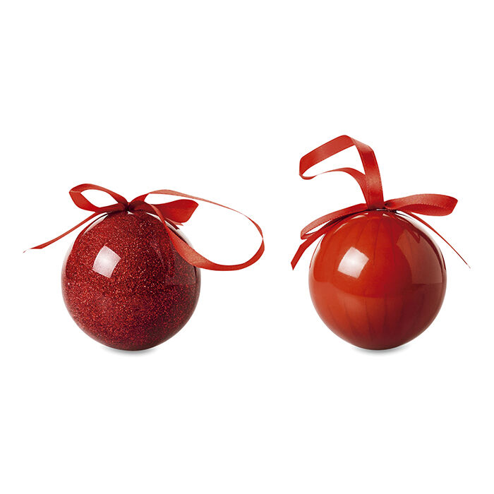 Christmas Tree Baubles to Print