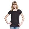 Printed Bamboo Organic Fabric T-Shirts  (Ladies)