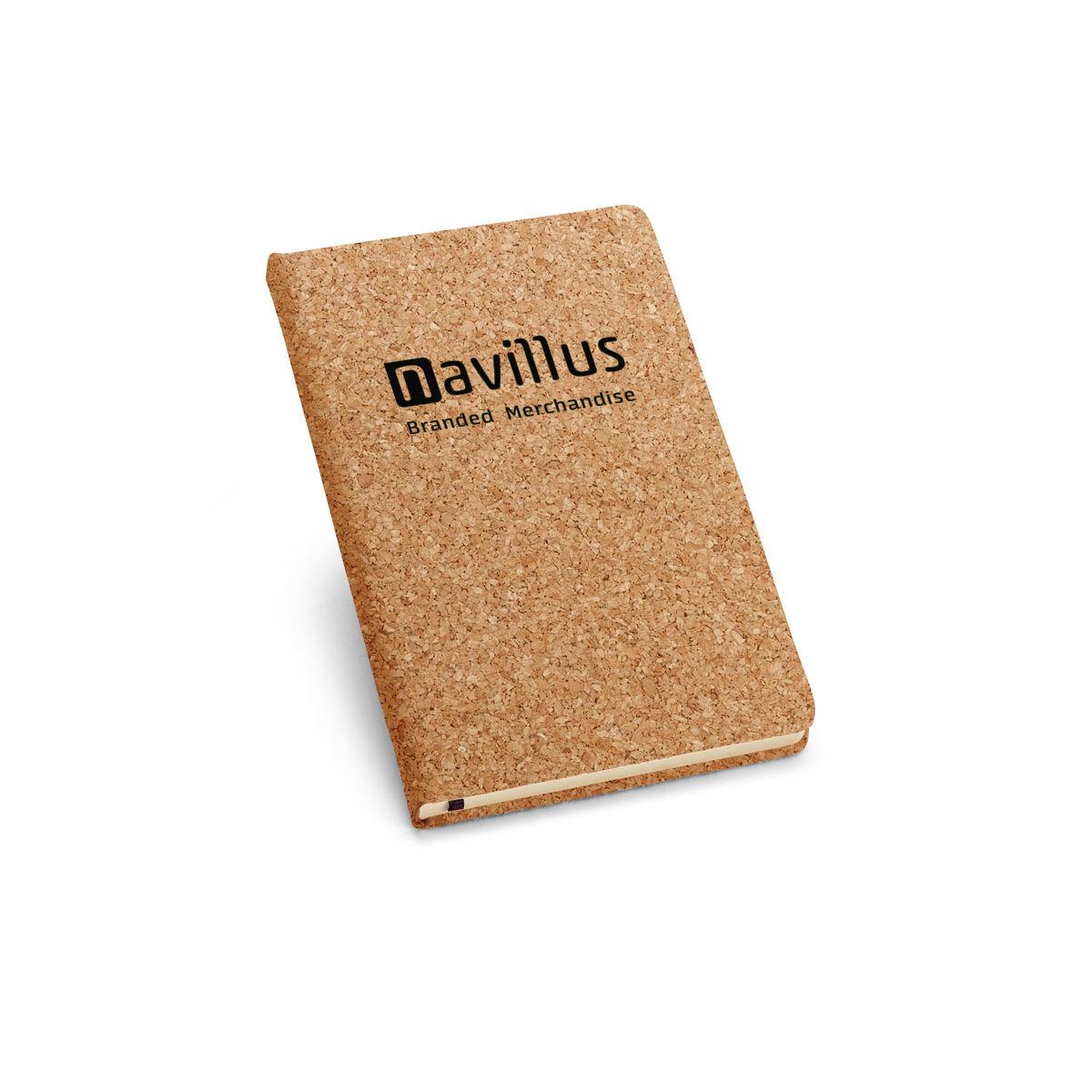 A5 Cork Notepad