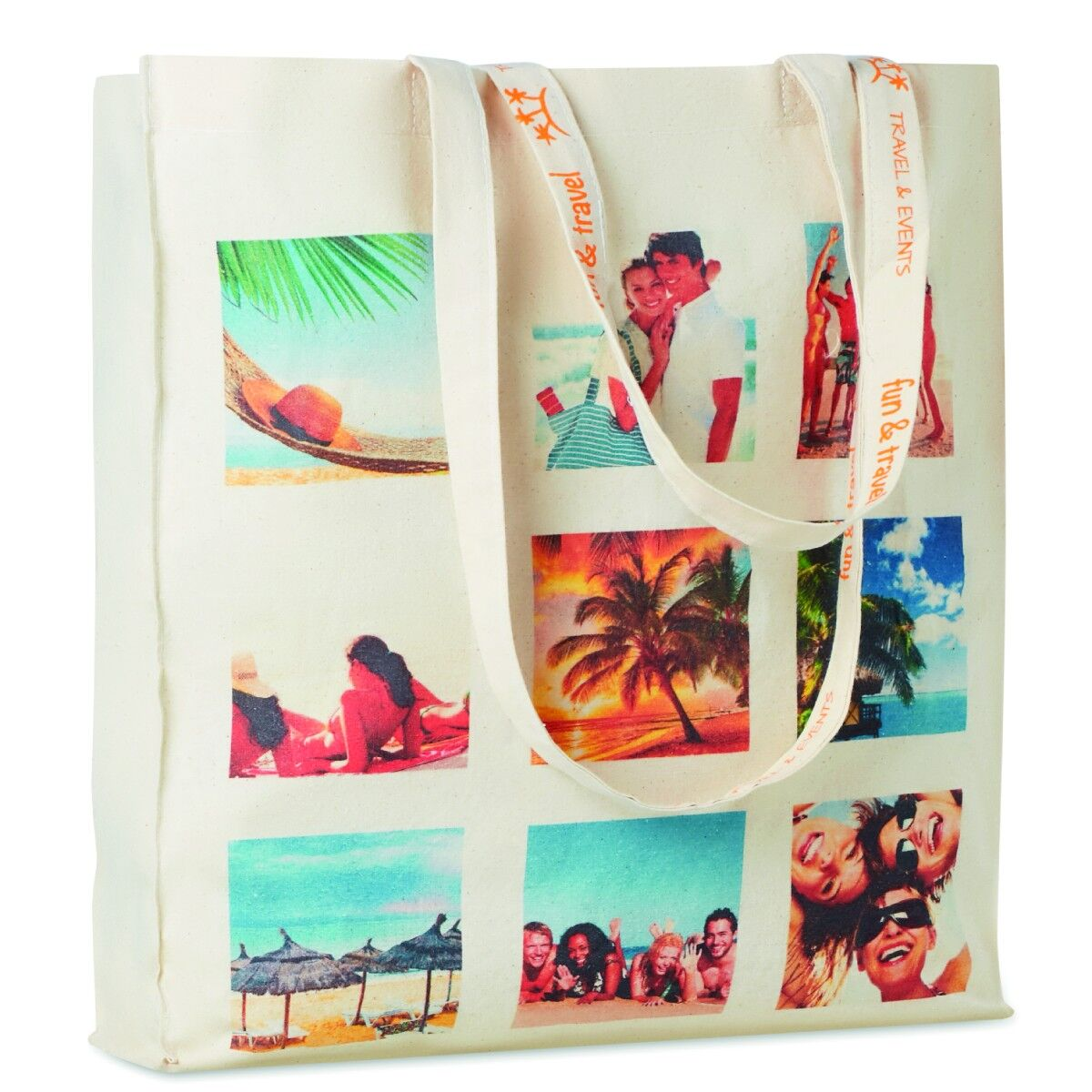 Canvas bags 180gsm