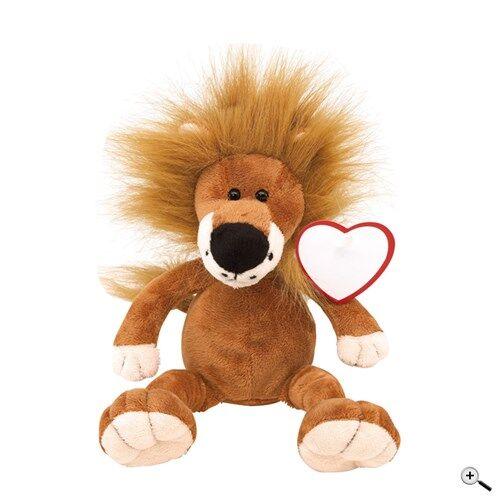 Cuddly Soft Lion