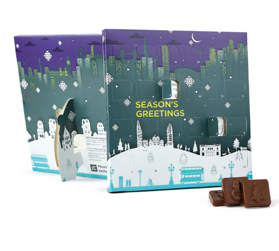Custom Printed Advent Calendars
