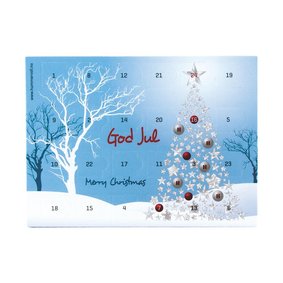 Desktop Small Advent Calendar