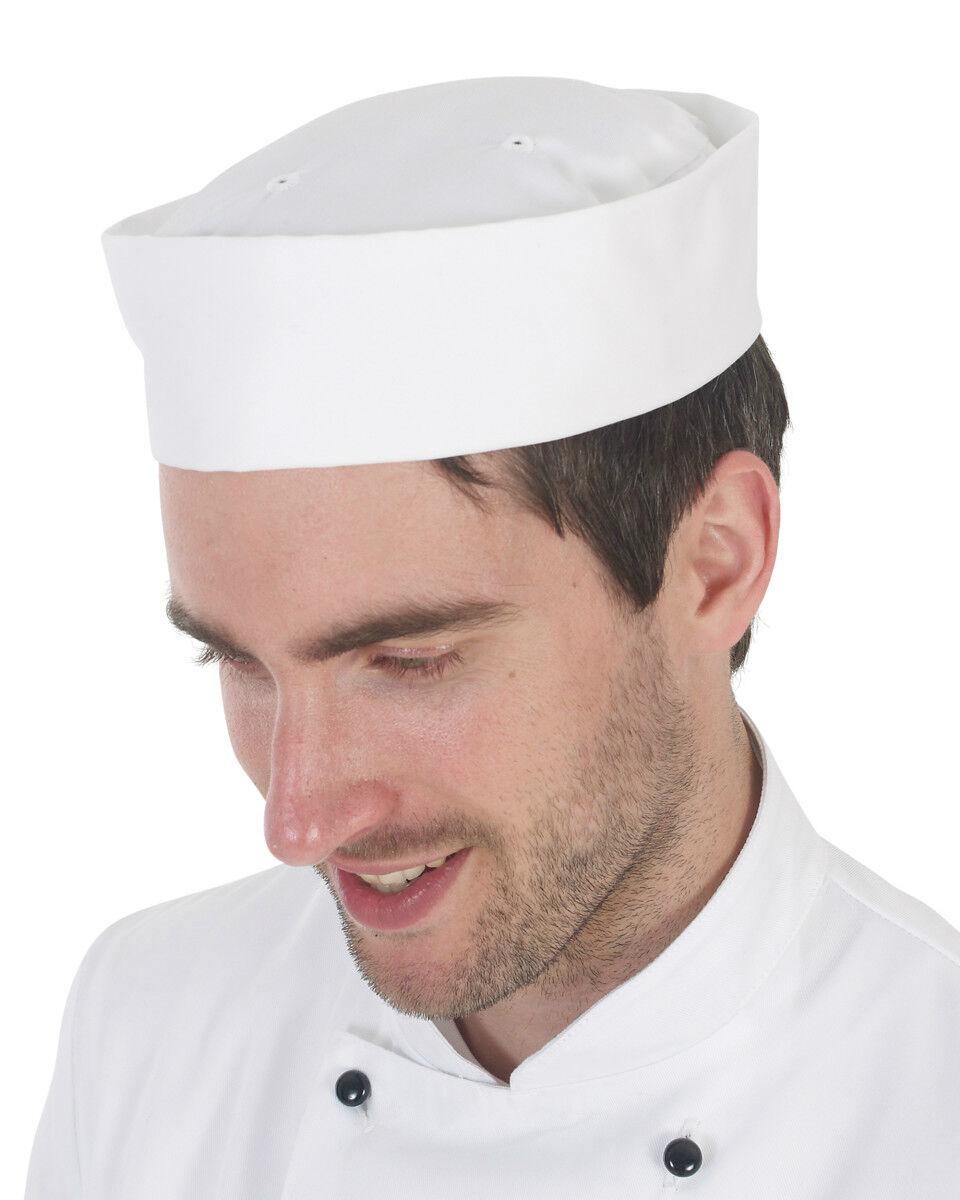 Dennys Chef Skull Hat (White)