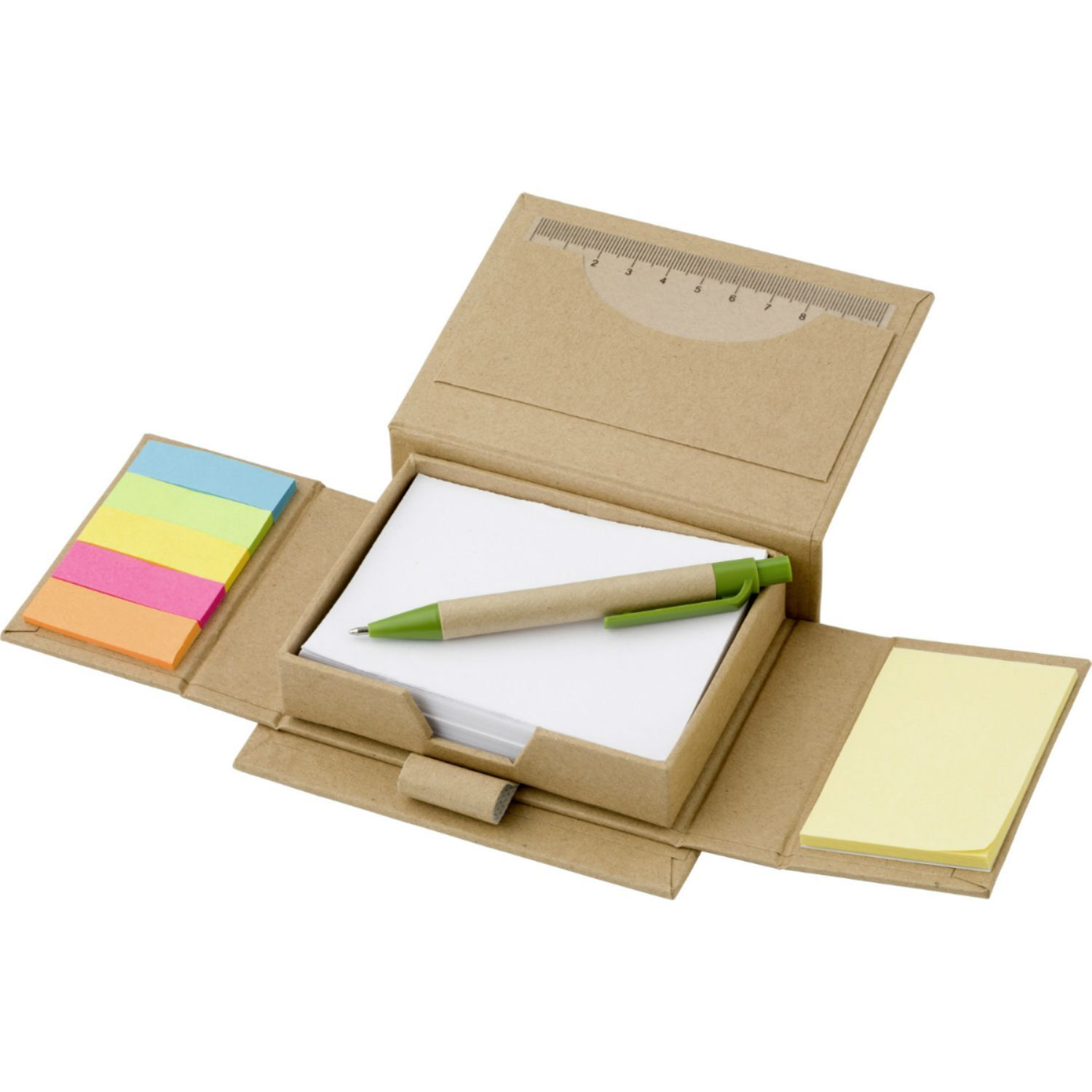 Desk Organiser with Notepad & Pen