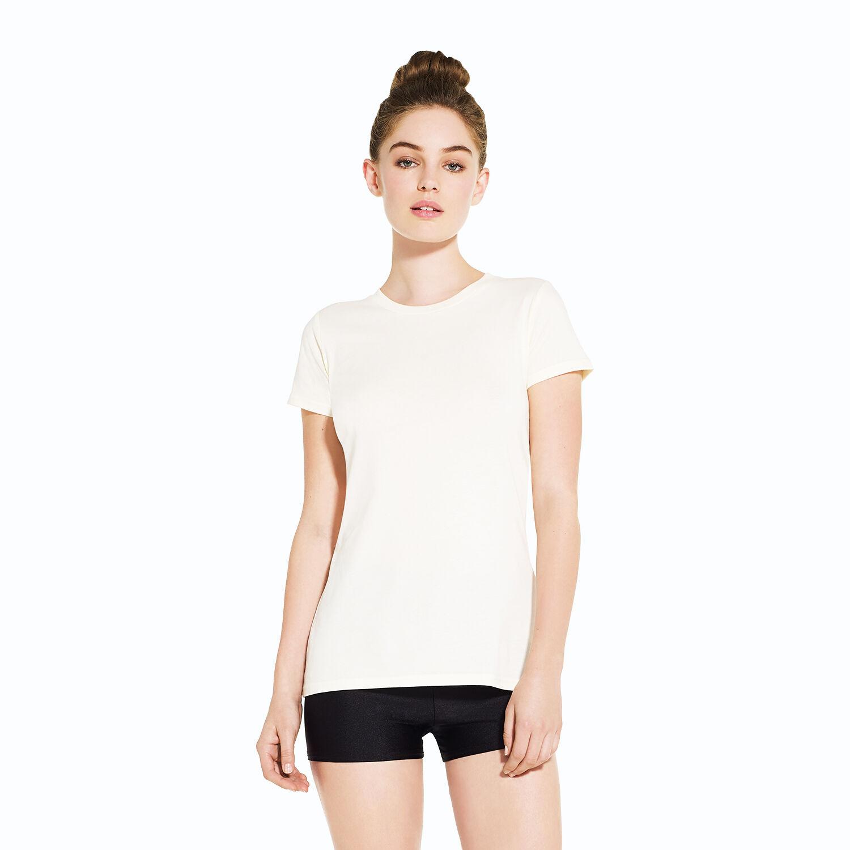 Continental Slim Fit Organic Cotton Ladies T-Shirt