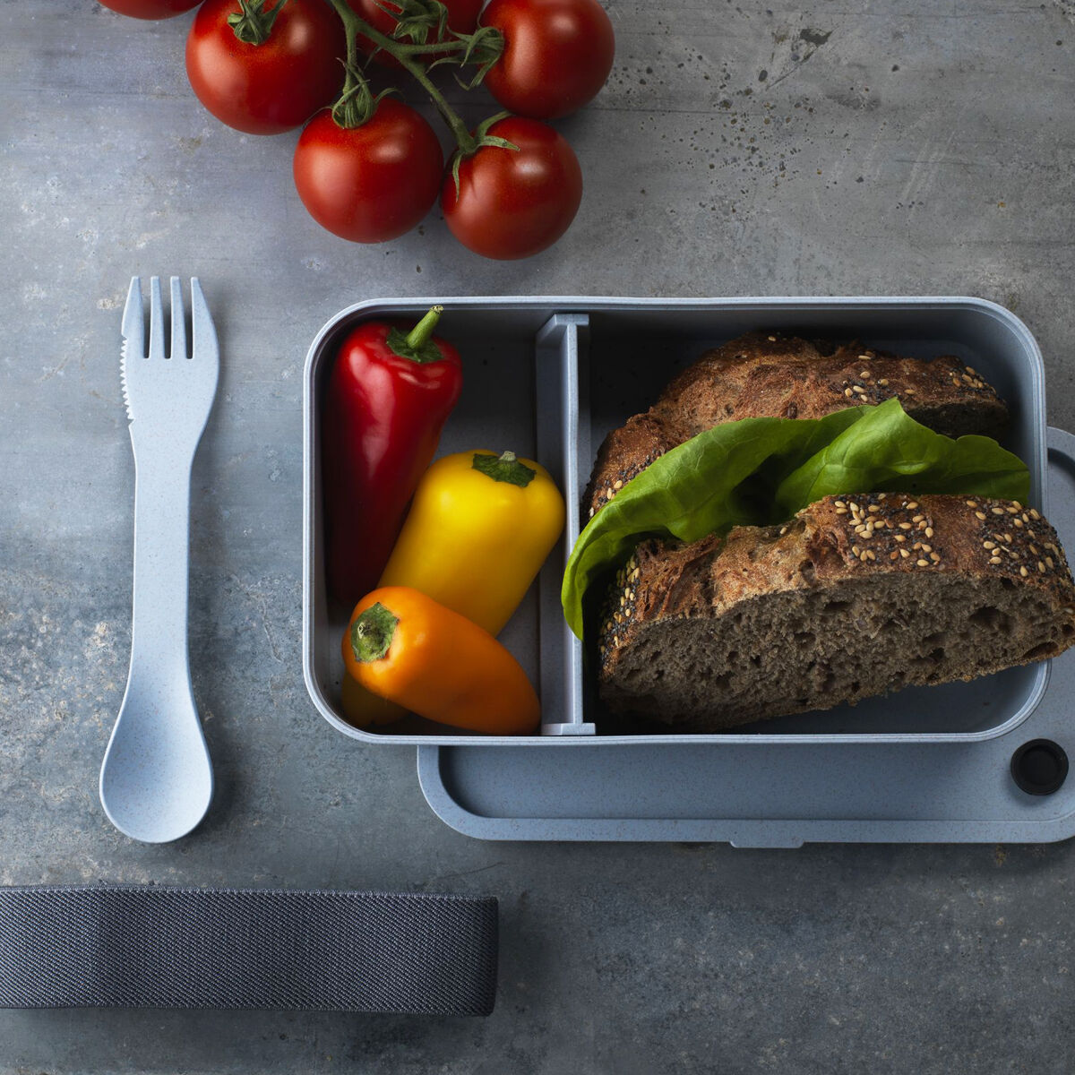 Eco Wheat Made Lunch Box