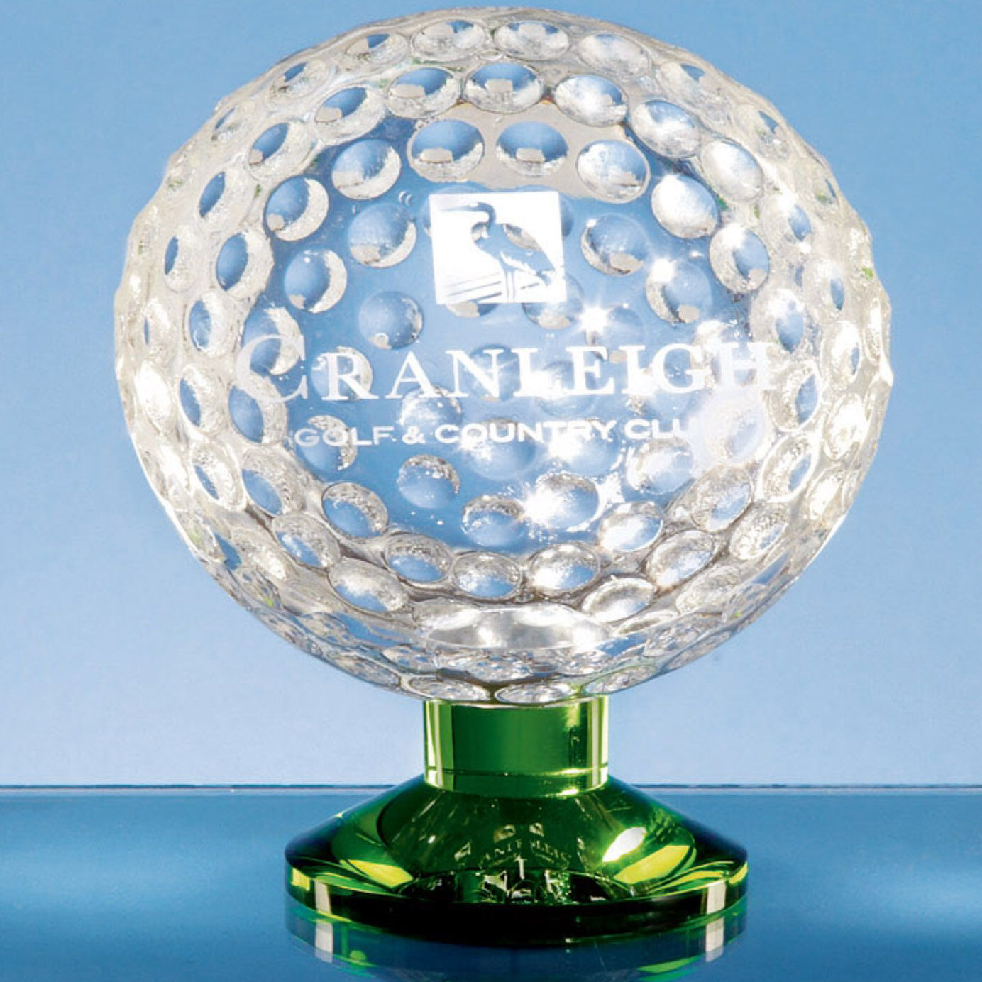 Engraved Crystal & Glass Sports Awards