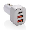 Fast car charger triple output