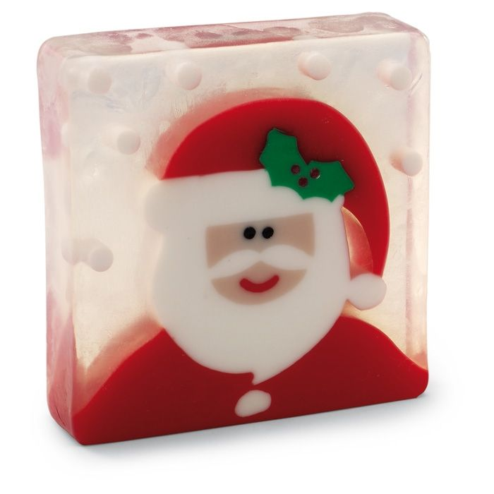 Promotional Christmas Themed Soap