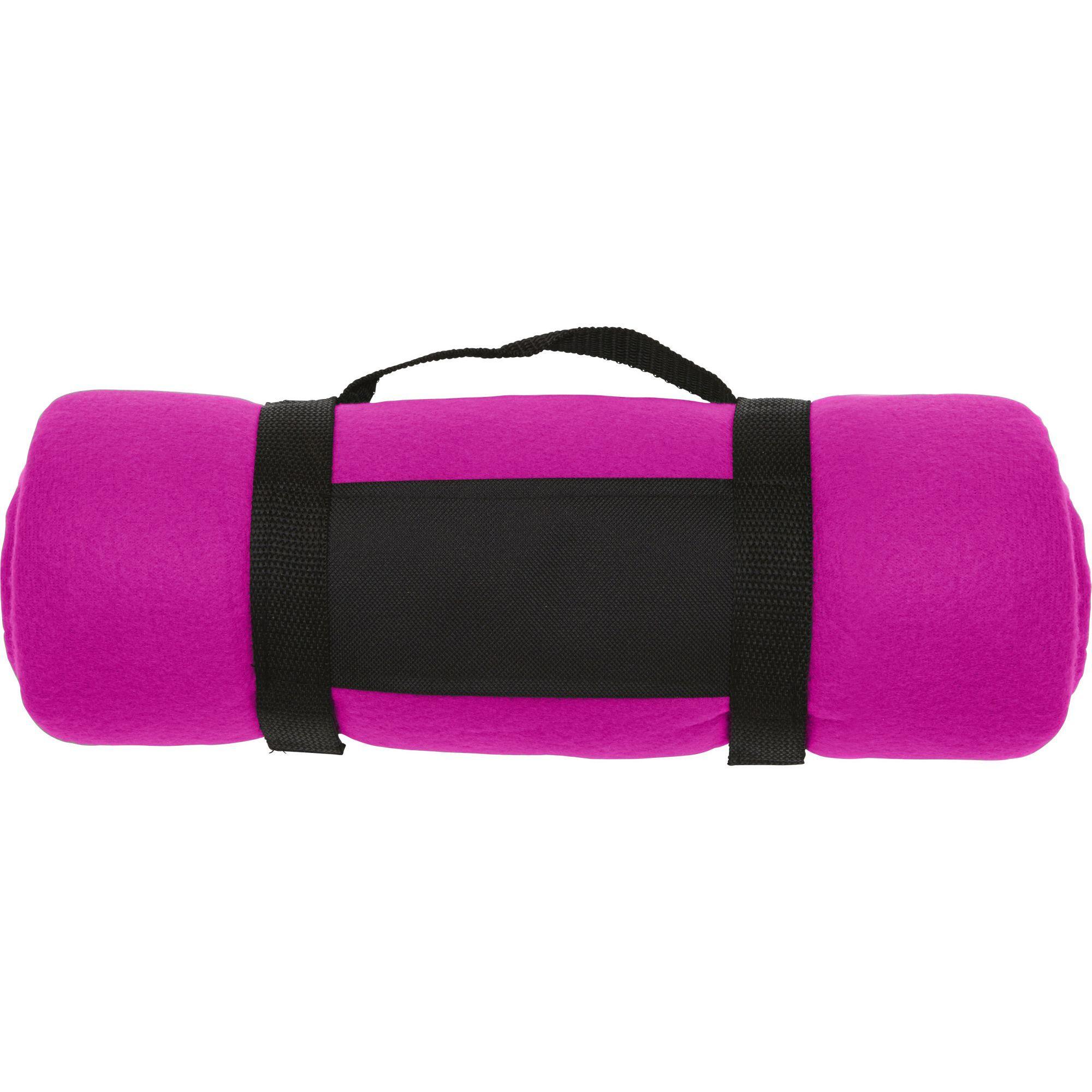 Fleece Blanket Pink