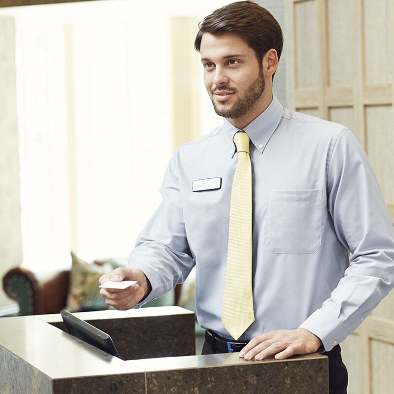 Fruit of the Loom Oxford Work Shirt