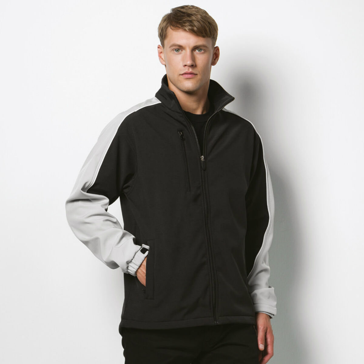 Gamegear Racing Jacket (Black / Grey)