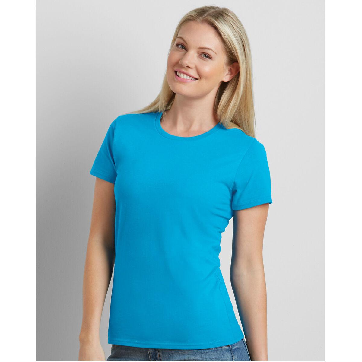 Ladies Premium Cotton T-Shirt